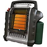 Mr. Heater Buddy Grey Indoor-Safe Portable