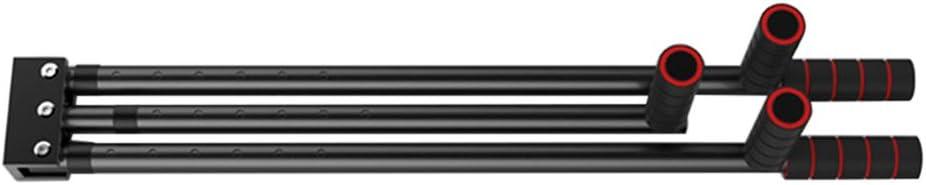 Gelentea - Extensor de piernas de Hierro con 3 Barras, Herramienta de Entrenamiento Flexible para Ballet