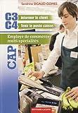 CAP Employé de commerce multi-spécialités : C3 Informer le client, C4 Tenir le poste caisse