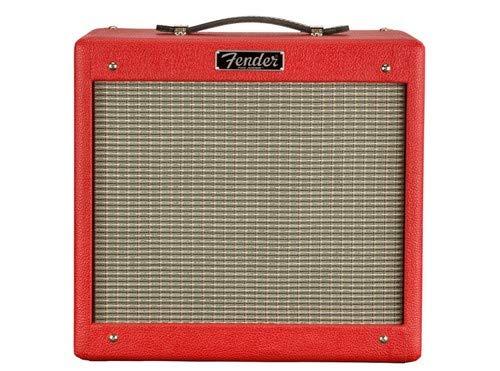 - Fender Pro Junior IV Special Edition Fiesta Red 15-Watt 1x10
