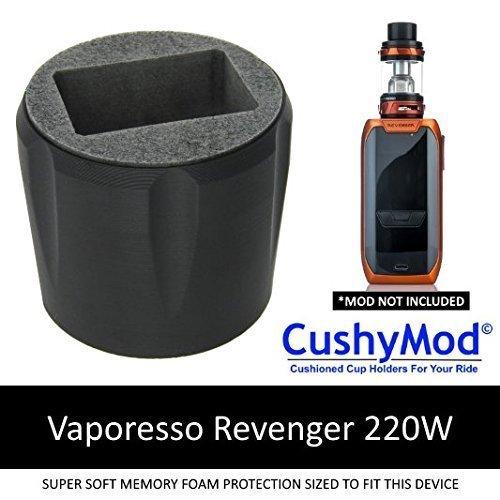 Vaporesso Revenger 220W X CUP HOLDER by CushyMod cover wrap skin sleeve case car mod vape kit ()