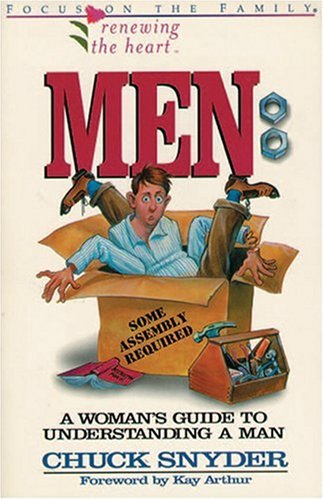 Men: Some Assembly Required (Renewing the -