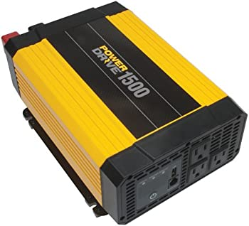 PowerDrive RPPD1500 1500-Watt DC to AC Power Inverter