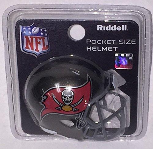 Tampa Bay Bucs Riddell Speed Pocket Pro Football Helmet New in package