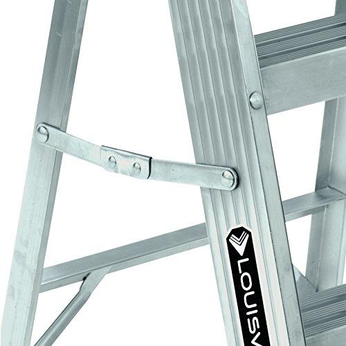 Louisville Ladder AS3002, Aluminum Stepladder, 300-Pound Capacity, 2-Foot by Louisville Ladder (Image #5)