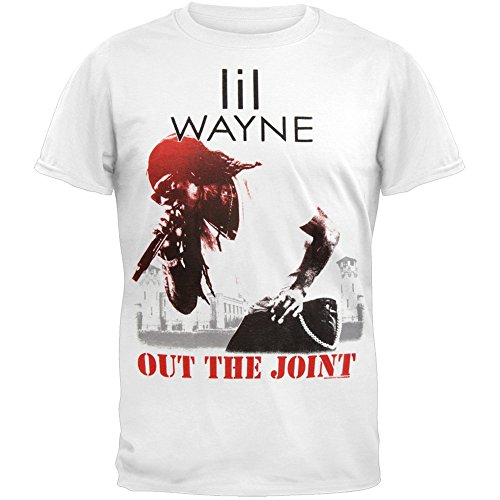 Lil Wayne Merchandise - Lil Wayne - Out The Joint T-Shirt - X-Large