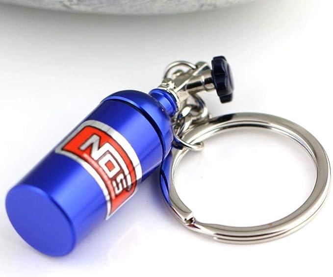 Amazon.com: Llavero mini Maycom® de botella Nos de ...