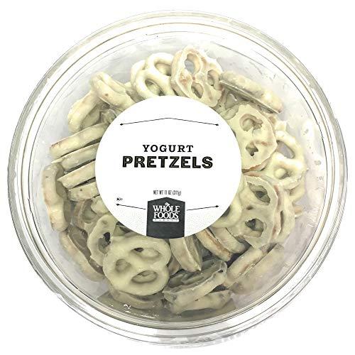 Whole Foods Market Pretzels Yogurt, 11 Ounce by Whole Foods Market Bulk (Image #1)