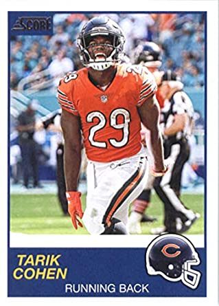 best website d02b2 1b441 Amazon.com: 2019 Score #204 Tarik Cohen Chicago Bears NFL ...