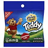 Nabisco Honey Maid Teddy Graham Cubs, Cinnamon, 0.5-Ounce Bags (Pack of 150)