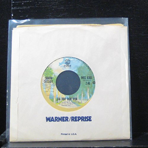45 Records Hill Rpm (Da Doo Ron Ron / Holiday, 45 RPM Single)