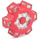 Wagan FRED PRO Flashing Roadside Emergency Disc LED Flare (PRO)