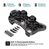 PS3 Controller Wireless 2 Pack High-Precison