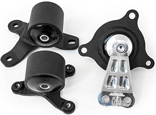 Innovative Mounts 02-06 RSX / Civic Type-R / 06-11 Civic Si Replacement Mount Kit (90650-75A) (Acura Rsx Engine Mount)