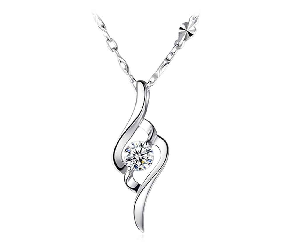 Wonderful Silver Necklace To Choose