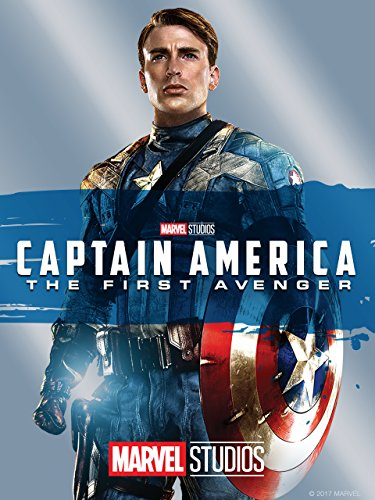 Captain America: The First Avenger (Americas Best Service Station)
