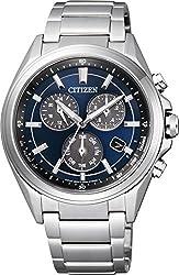 Citizen Attesa Eco-Drive Watch Chronograph BL5530-57L Mens (Japan Import)
