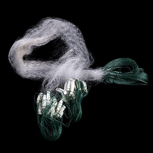 - Richi Chemical Fiber Fishing Fish Mesh Trap Monofilament Gill Net Netting Tackle Outdoor 8M x 0.8M