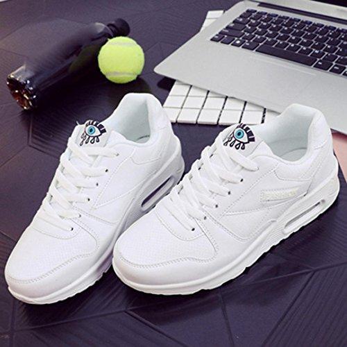 Eleganti Scarpe Sneakers homebaby Zeppa Outdoor Con Sportive Donna Alta TFJ5l13Kcu