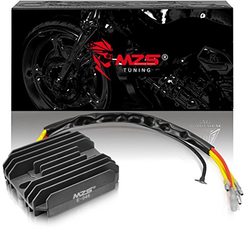 MZS Voltage Regulator Rectifier for Suzuki GS250 GS400 B/C GS425 GS450 GS550 GS750 E/L GSX750 GS850 G/GL/GN GS1000 E/S/G/GL GS1100 GS1100E GS1100-LT GS1100S GSX1100 LT230E by MZS