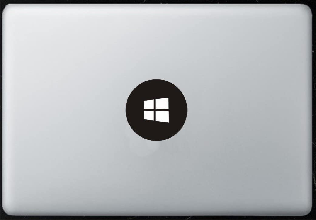 Windows8 Logo - Sticker Decal MacBook, Air, Pro All Models.