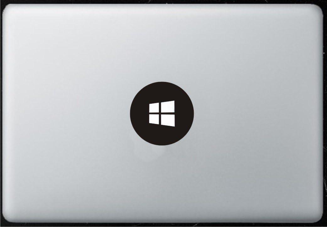 Windows8 Logo - Sticker Decal MacBook, Air, Pro All Models.