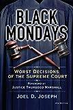 Black Mondays, Joel D. Joseph, 098145108X