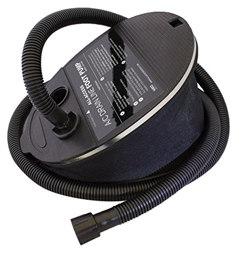 ALL-ACCESS A/C CONDENSATE DRAIN LINE CLEARING PUMP MODEL AA-PUMP CLEAR A/C DRAIN LINES FAST & EASY - Condensate Water Drain Pump