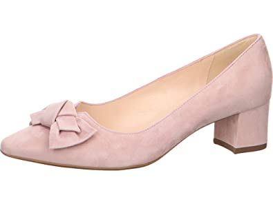 reputable site 3fe37 625f4 Amazon.com   Peter Kaiser Women's Blia Suede Court Shoes 7 C ...