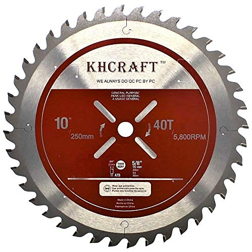 KHCRAFT Laser-Cut Miter Saw