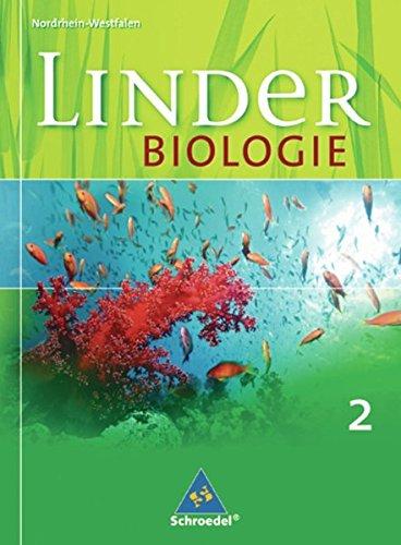 LINDER Biologie SI - Ausgabe für Nordrhein-Westfalen: Schülerband 2
