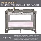 Pack n Play Fitted Playard Sheets – 27 x
