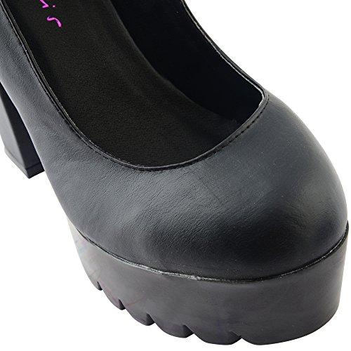 Dolcis - Zapatos de vestir para mujer Negro - negro