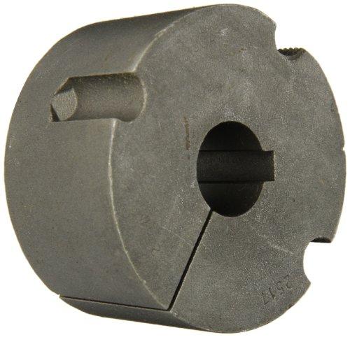 Martin 2517 25MM Taper Bushing, Sintered Steel, Metric, 25 mm Bore, 85.72 mm OD, 44.45 mm Length