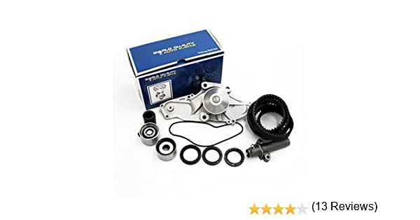 Pilot Acura CL TL MDX 3.2L 3.5L V6 SOHC J32A1 J32A2 J32A3 J35A1 J35A4 VTEC Timing Belt Water Pump Kit fits for 1999-2004 Honda Odyssey