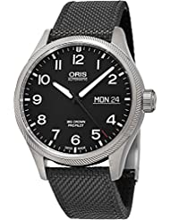 Oris Men Big Crown Pro Pilot Day Automatic Black Watch