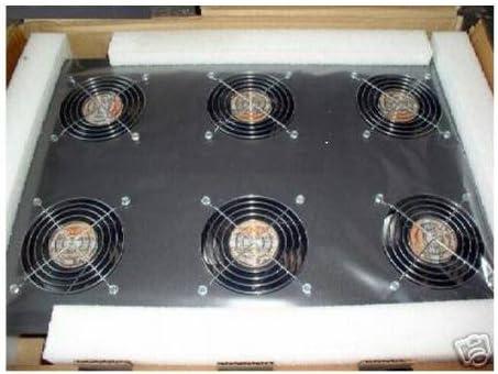 HP 257414-B21 - Ventilador de PC (Ventilador, Carcasa del ordenador, Rack 9000 series, Rack 10000 series, Negro): Hpe: Amazon.es: Informática