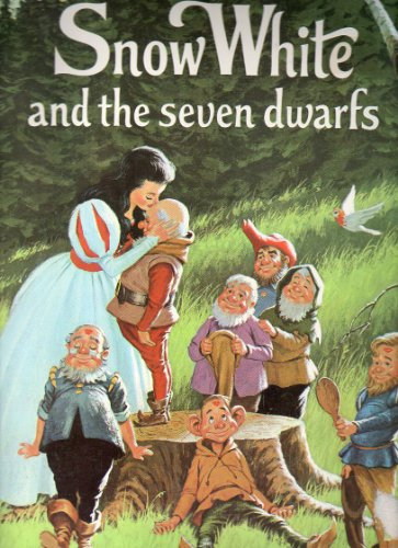Story Books and Coloring Pages of Snow White for Christmas