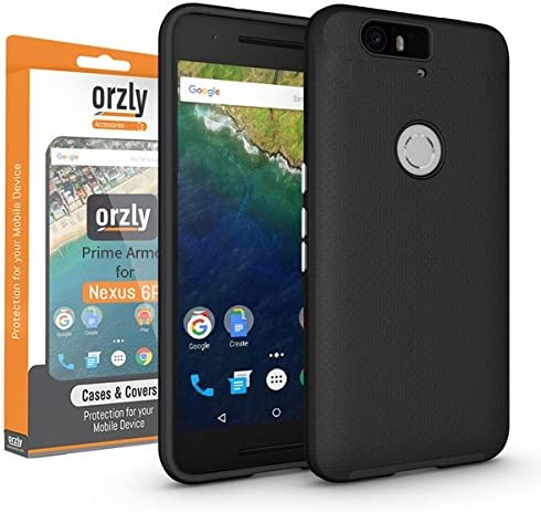 Orzly® - Prime Armour Case - Slim Funda para Huawei Nexus 6P ...
