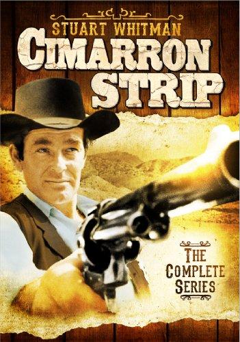 Cimarron Strip - Complete Series