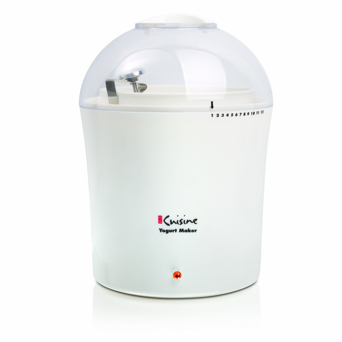 Euro Cuisine 2qt Yogurt Maker - Electric