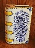 Delftware Hand Warmer Flower Vase