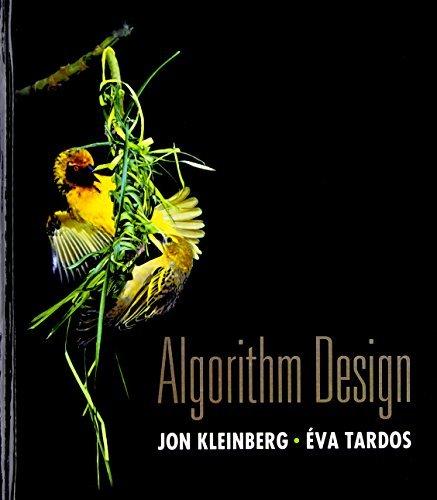 Algorithm Design 1st (first) Edition by Kleinberg, Jon, Tardos, ¨¦va published by Addison-Wesley (2005) (The Algorithm Design Manual By Steven Skiena)