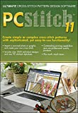 (US) Pc Stitch Pro Cross Stitch Software Version 11-