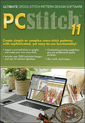cross stitch pattern software - 5