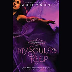 My Soul to Keep Audiobook