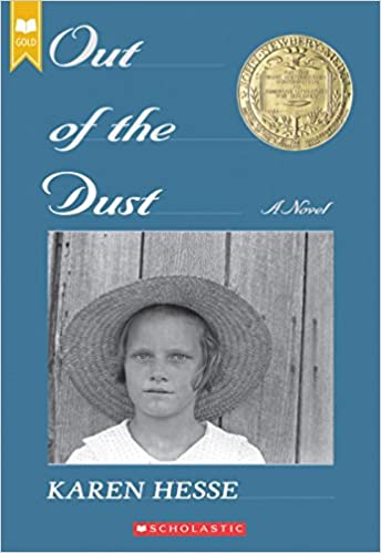 Amazon Com Out Of The Dust 9780590371254 Karen Hesse Books