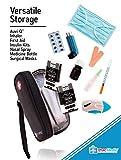 PracMedic Bags EpiPen Case or Auvi-Q Case,Insulated
