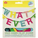 NPW-USA Whatever Make Your Own Banner Kit