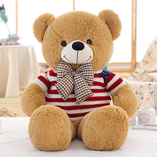 Stuffed Animal Teddy Bear Plush Soft Toy 80CM Huge Soft Toy Pink - 6